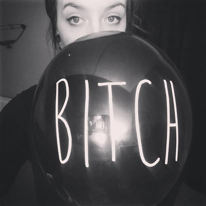 bitch balloon